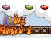 Флеш игра Огненный жук