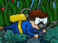 Флеш игра Охота на рыб