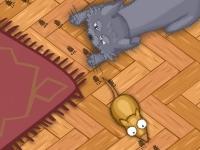 Флеш игра Охота на сыр
