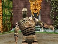 Флеш игра Охотник на мумий 3D