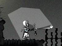 Флеш игра Охотник путешествующий во времени