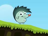 Флеш игра Охотник за яблочками