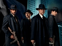Флеш игра Охотники на гангстеров