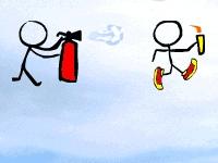 Флеш игра Олимпийский огонь