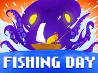Флеш игра Опасная рыбалка