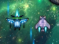 Флеш игра Опасный космос