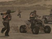 Флеш игра Операция шторм: Буря в пустыне