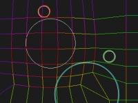 Флеш игра Орбита: вектор обороны