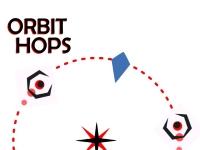Флеш игра Орбитальные прыжки