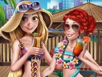 Флеш игра Организуй вечеринку у бассейна