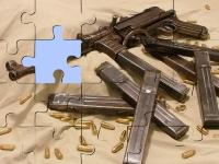 Флеш игра Оружие: Пазл