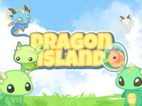Флеш игра Остров драконов