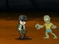 Флеш игра Остров зомби 2