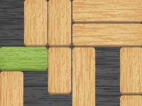 Флеш игра Освободи зеленый блок