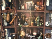Флеш игра Отель с привидениями: Поиск предметов
