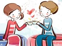 Флеш игра Отличия на День Святого Валентина
