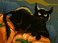 Флеш игра Отличия на Хэллоуин