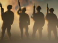 Флеш игра Отряд солдат