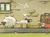 Флеш игра Овцы идут домой 2: Потерянные в Лондоне