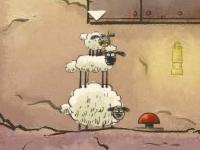 Флеш игра Овечки идут домой 2: Потерянные в подземелье