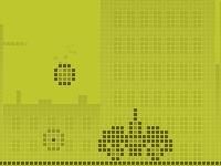 Флеш игра Падающие бомбы