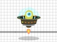 Флеш игра Падающие шары
