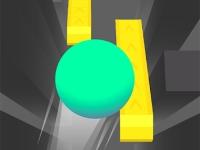 Флеш игра Падающий шар