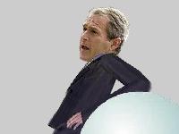 Флеш игра Падение Буша