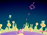 Флеш игра Падение планеты