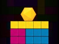 Флеш игра Падение шестиугольника