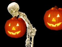 Флеш игра Падение скелета