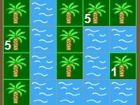 Флеш игра Пальмовые острова
