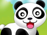 Флеш игра Панда и бамбук