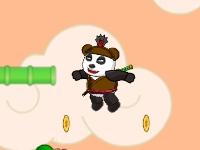 Флеш игра Панда-ниндзя