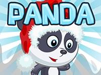 Флеш игра Панда с сосулькой