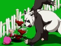 Флеш игра Панда в ярости