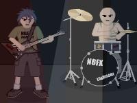 Флеш игра Панк группа