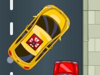 Флеш игра Автошкола: Параллельная парковка