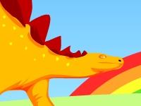 Флеш игра Парк динозавров