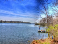 Флеш игра Парк с озером: Пазл