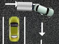 Флеш игра Парковка автомобиля