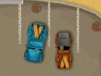Флеш игра Парковка фермерских грузовиков