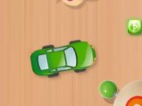 Флеш игра Парковка игрушечного авто