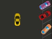 Флеш игра Парковка мощного авто