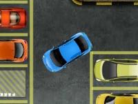 Флеш игра Парковка на время 3