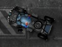 Флеш игра Парковка полицейской машины
