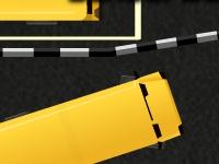 Флеш игра Парковка школьного автобуса