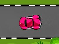 Флеш игра Парковка спортивного авто