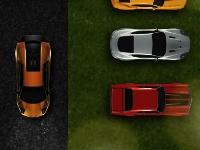 Флеш игра Парковка спортивных авто