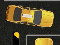 Флеш игра Парковка такси в Нью-Йорке